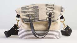 Sew a Feed Sack Bag
