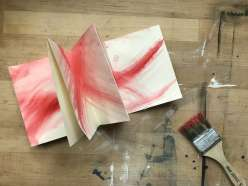 Painted Single Page Books: 4/18/17