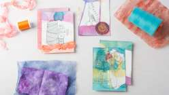 Art Journaling: Mixed Media on Paper