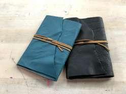 DIY Leather Journal: 9/11/18