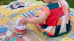Crochet a Donut Rattle