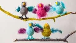 Yarn Birds