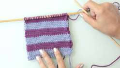 Knitting Stitch Pattern Basics