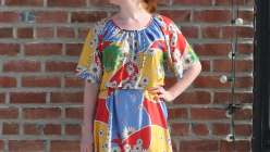 Upcycling: Turn a Muumuu Into a Cute Dress