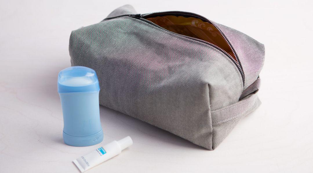 Sew a Dopp Bag