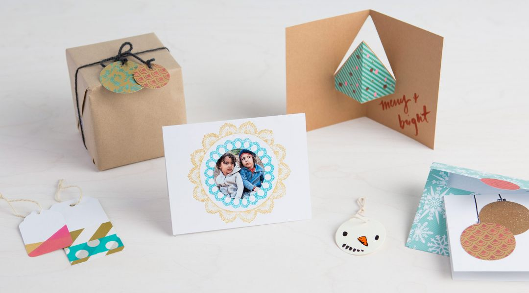 Holiday Craft-Along: 30 Days of Cards, Tags and Packaging Ideas