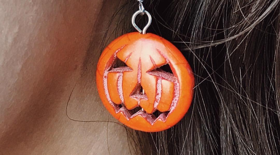 Halloween Jewelry: 10/20/16