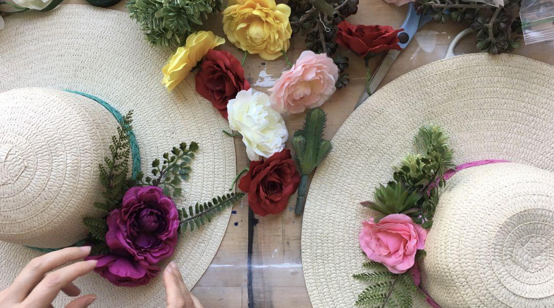 Springtime Hats: 5/2/17