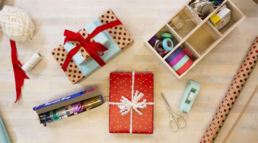 Gift Wrap Sneak Peek: 11/30/17