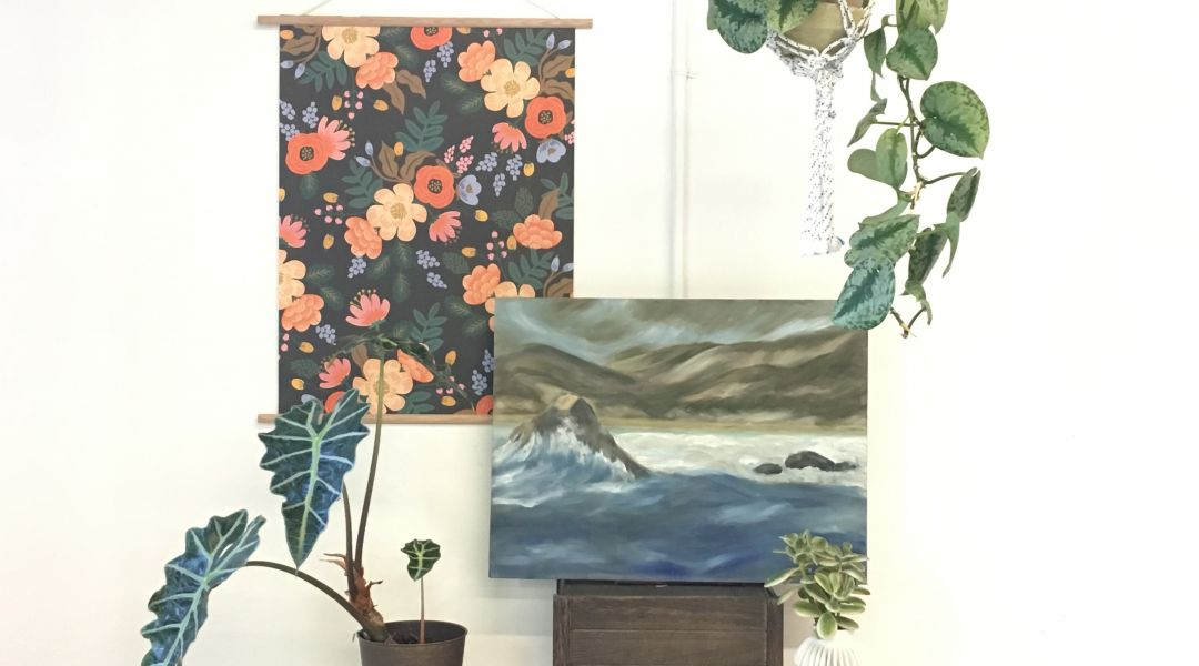 DIY Hacks for Wall Decor: 1/25/18
