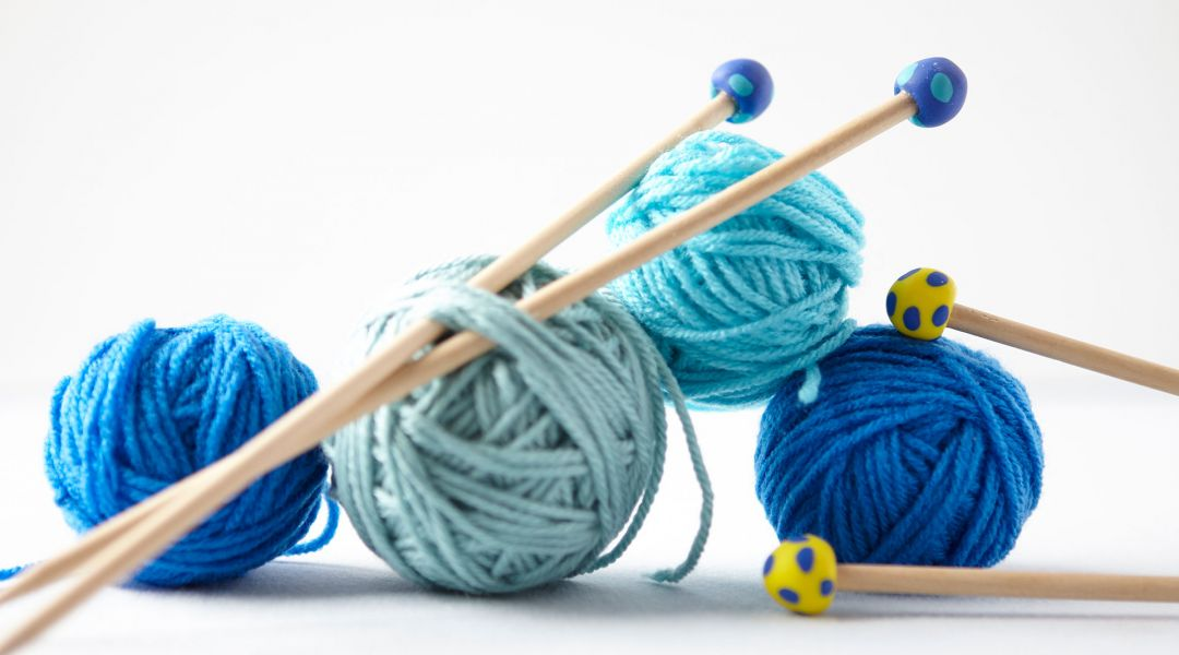 DIY Kids Knitting Needles