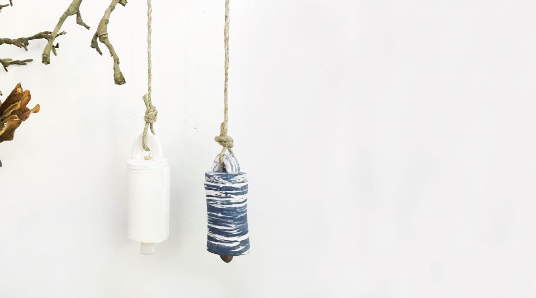 Faux Ceramic Bells: 3/1/18