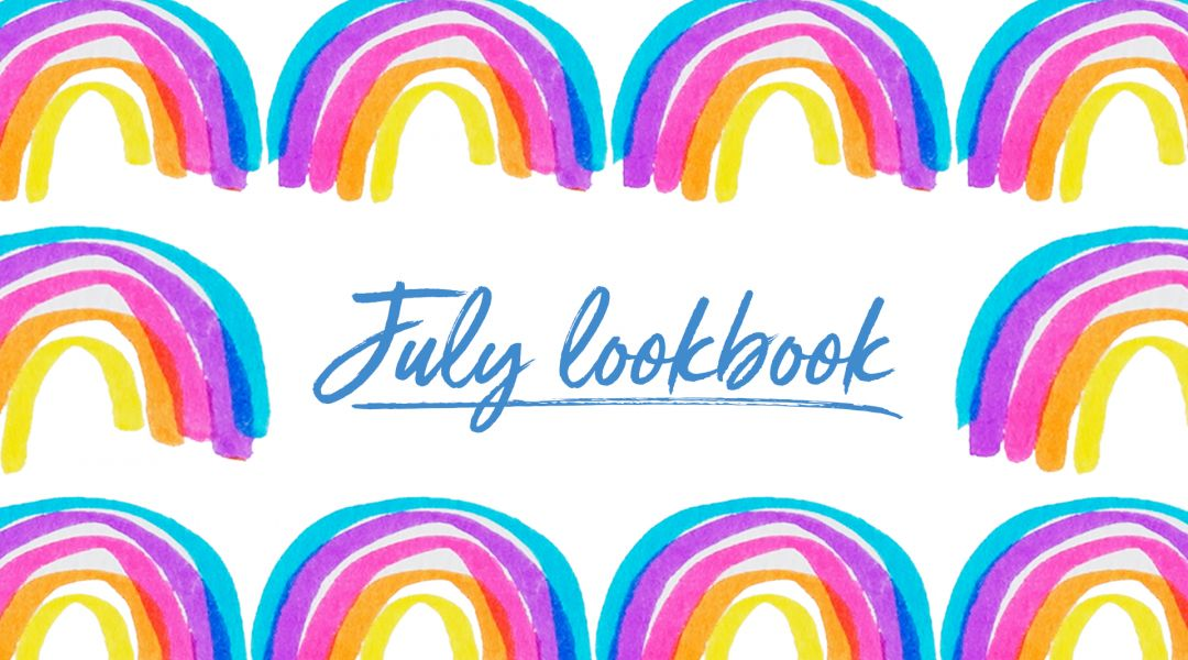 July Lookbook Promo // 2018