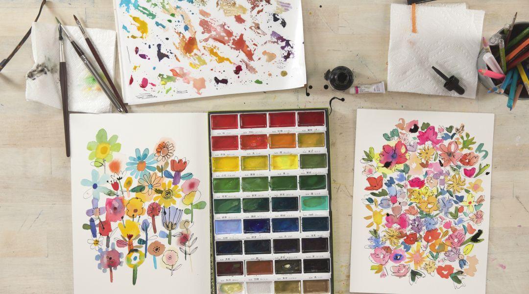 Painting with Carolyn Gavin: 10/11/18