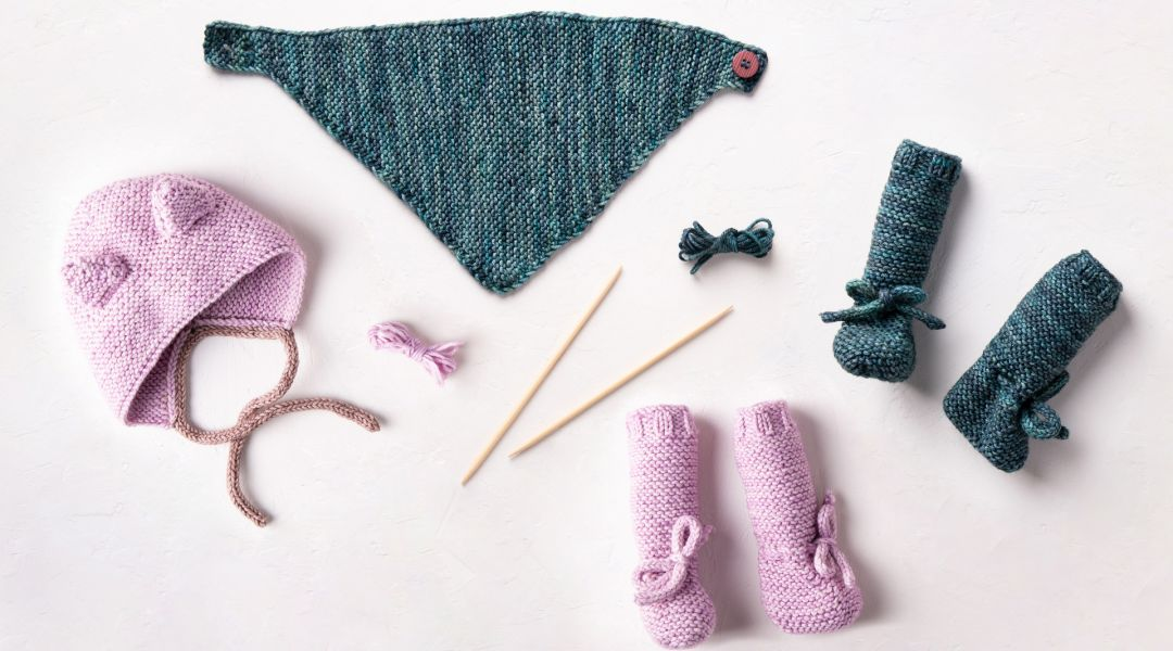 Knit Gifts for Baby
