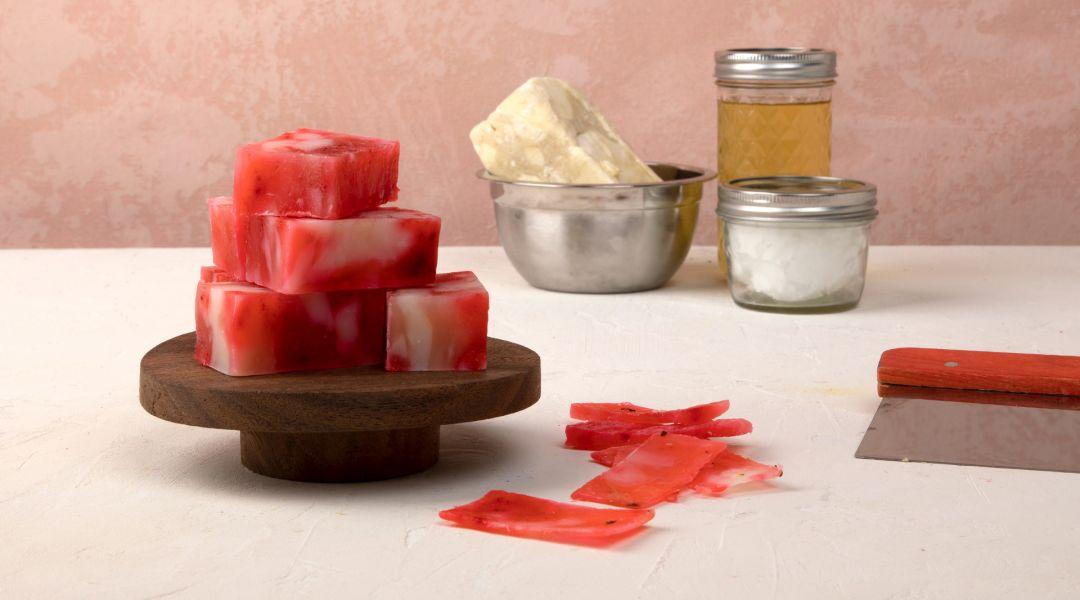 Make Soap Three Ways
