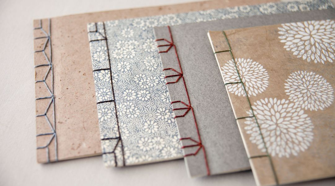 Japanese Side Sewn Sketchbook