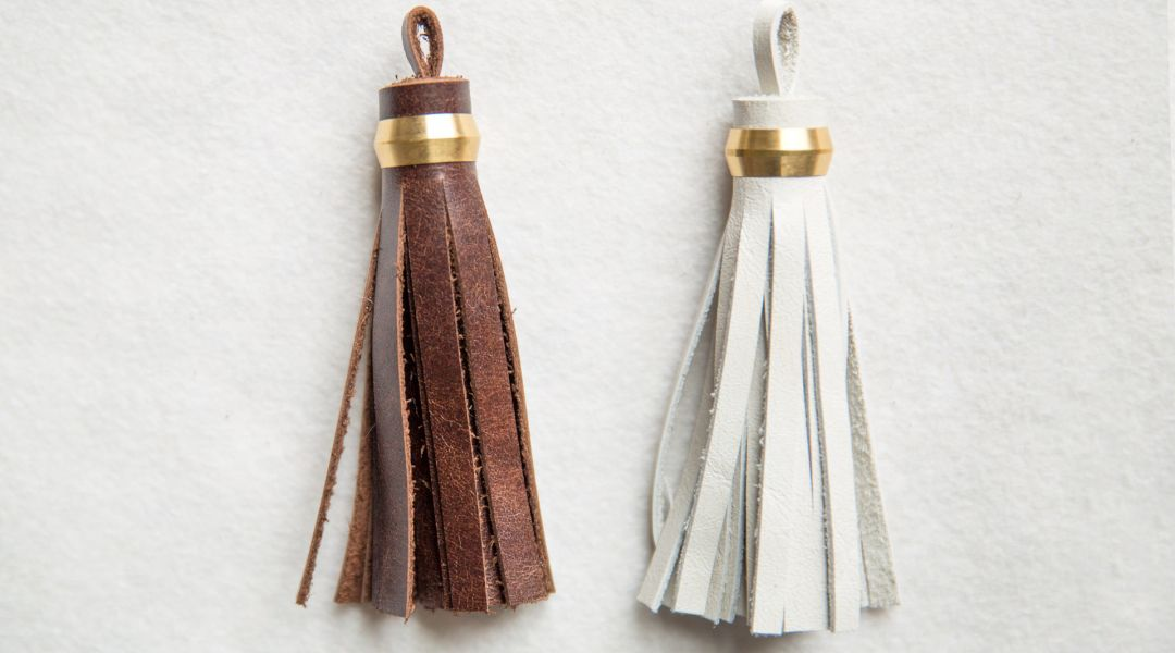 Make a Leather Tassel