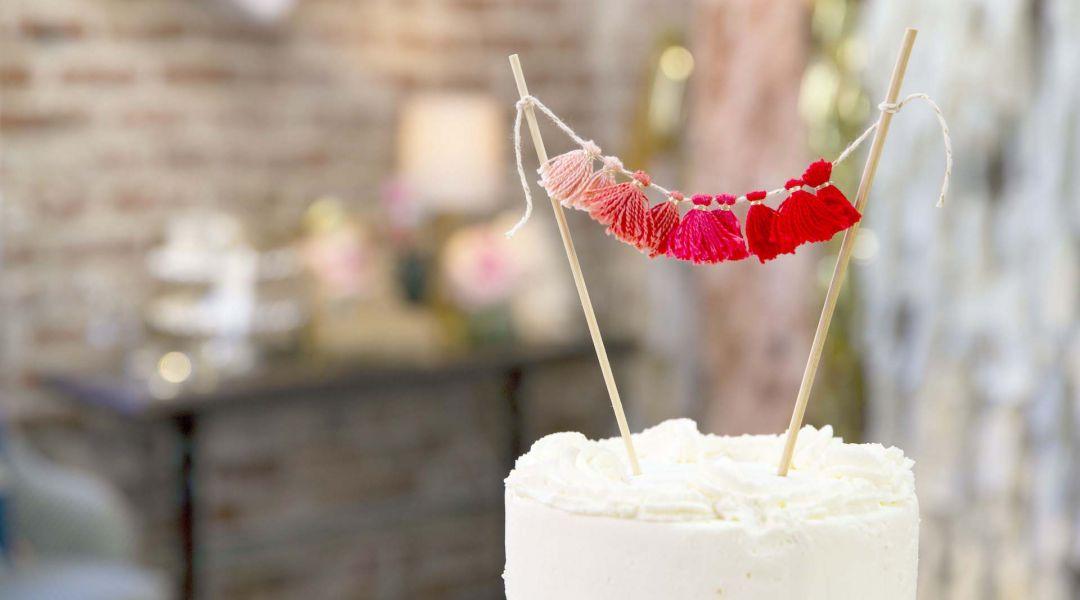 Make Tassel Party Decorations