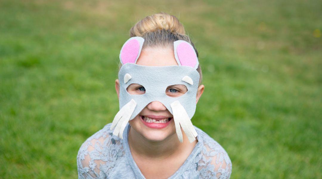 DIY Mouse Mask