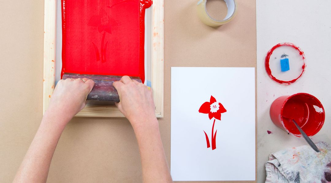 How to Pull a Successful Screen Print