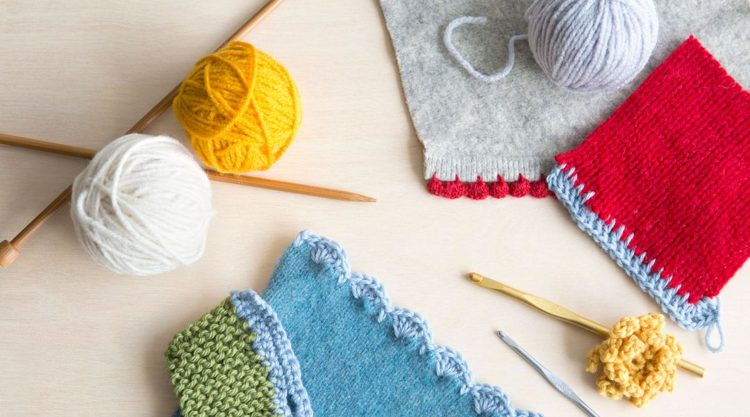 Crochet Techniques for Knitters