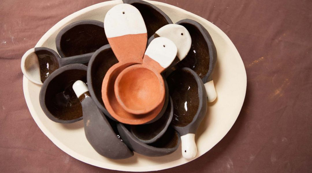 Ceramic Spoons