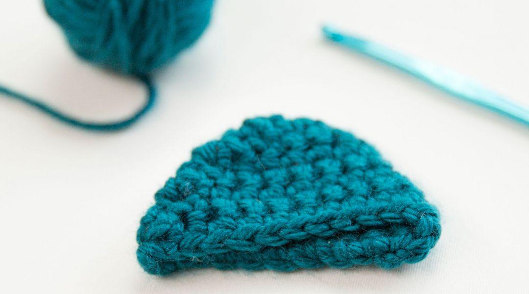 Working Short Rows in Crochet
