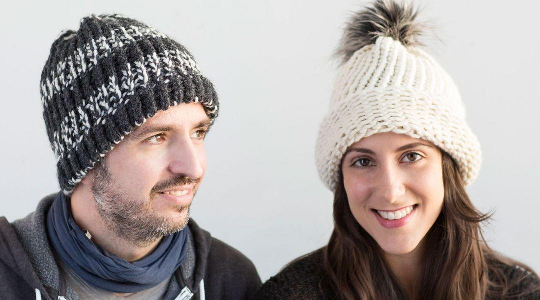 Loom Knitting: Make a Hat