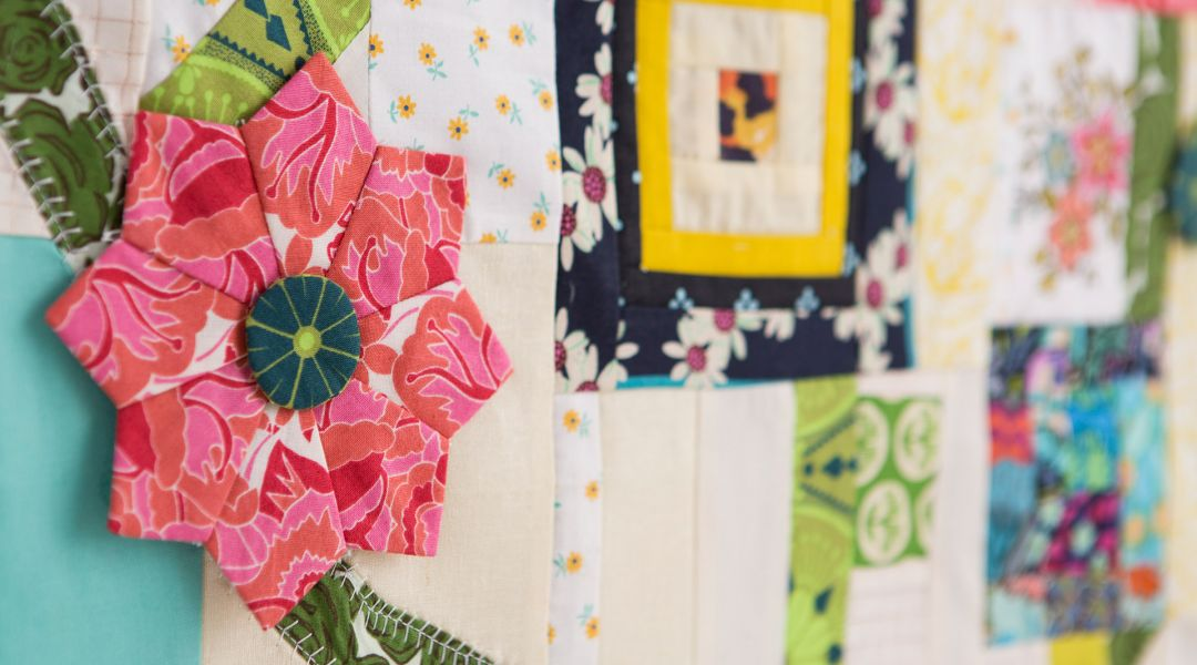 Mod Corsage Quilts with Anna Maria Horner