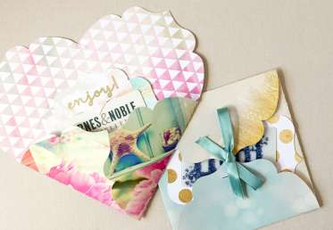 Cricut Crafts: DIY Gift Card Holder and Envelope by Lia ...