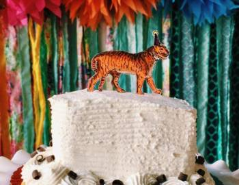 Shrinky Dink Cake Toppers: 9/6/16