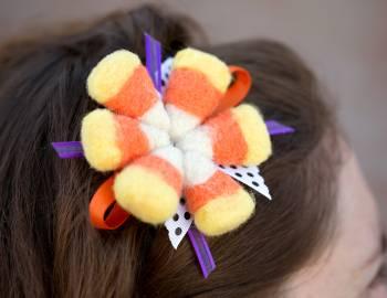 Candy Corn Headband