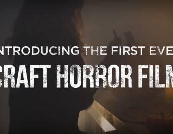 October Lookbook // A Craft Horror Film