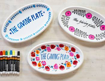 Giving Plates: 11/14/17