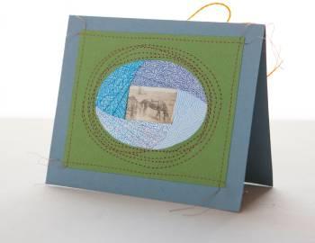 Iris Fold Card
