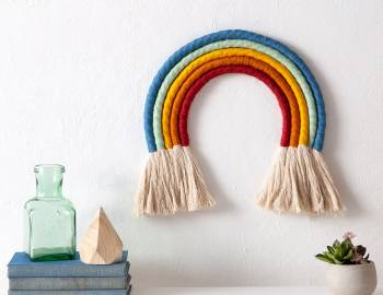 Wrapped Rope Rainbow: 2/21/19