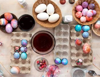 Marbled Eggs: 3/11/19