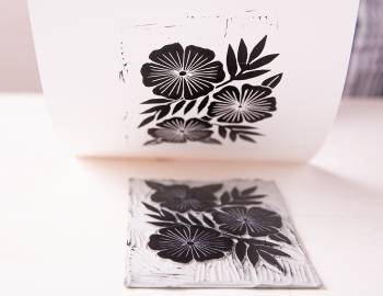 From Block to Print: A Printmaking Daily Challenge