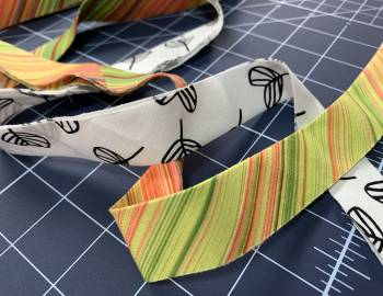 Continuous Bias Tape: 10/10/19