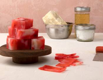 Make Soap Three Ways