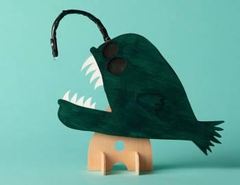 STEAM: Make a Disco LED Anglerfish