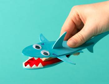 STEAM: Make a Chomping Shark