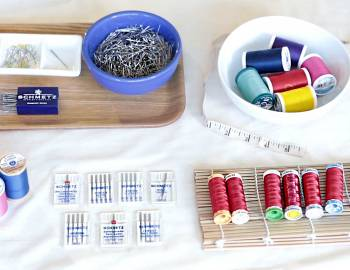 Machine Sewing: Needle and Thread Basics