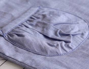 Topstitching and Edge Stitching