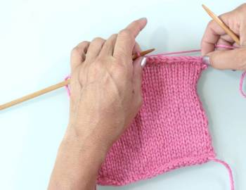 Binding Off Your Knitting