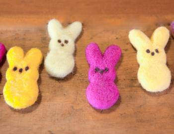 Intro to Needle Felting