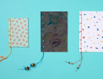 Kids Japanese Side Sewn Book