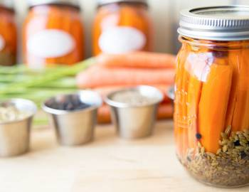 Canning Basics: Make Cumin-Scented Pickled Carrots