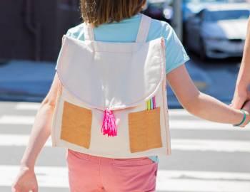 Sew a Kids' Backpack